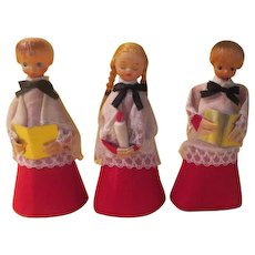 Trio of Choir Singers - b268