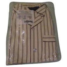Van Cort All Cotton Flannel Men's Pajamas - b260