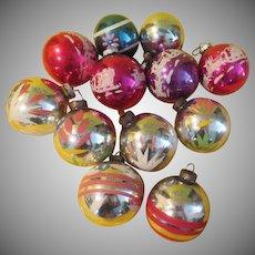 Mash-up Christmas Tree Ornaments - b269