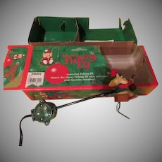 The Enchanted Workshop Merry Fishing Elf = b267