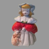 Regal China Goldilocks and Baby Bear Cookie Jar #405