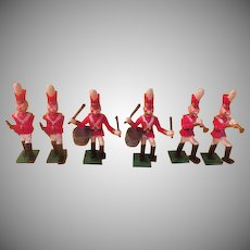 Wilton's Toy Soldier Cake Toppers - b268