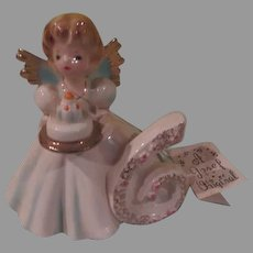 Josef Original Birthday Angel 6 years - bb261