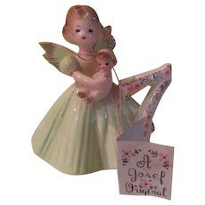 Josef Originals Birthday Angel 7 years - b261