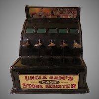 Uncle Sam's Store Cash Registers - b263