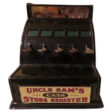 Uncle Sam's Store Cash Registers - b263