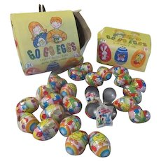 Go Go Eggs Fillable Tin Eggs - b277