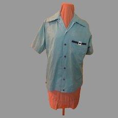 """""""Modine"""" Bowling Shirt"""