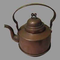 Copper Wessberg 2L Tea Kettle/pot  - cg