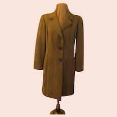 Isn't it Tweed Coat