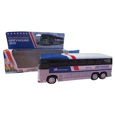 Friction Powered Greyhound Americruiser 2 Bus - b294
