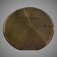 Die Lustige Witte Swiss Music Box Disc