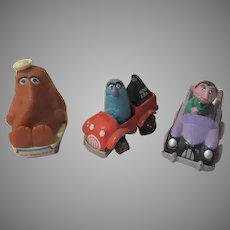 Hasbro Sesame Street Die Cast Cars - b274