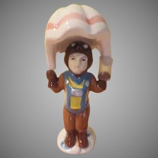 Jumper and Parachute Salt and Pepper Shakers - b270