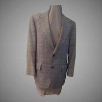 Men's Glen Plaid Sports coat/jacket