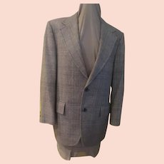 Men's Glen Plaid Sports coat/jacket