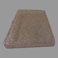 Glittered Confetti Lucite Case - b262