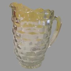Fostoria/Indiana Glass Americana Picher - b262