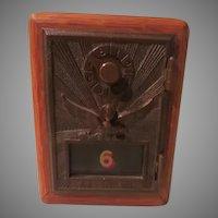 Post Office Box Bank - b263