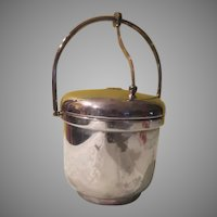 Sheffield Silco Hinged Lid Ice Bucket - b263