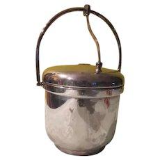 Sheffield Silco Hinged Lid Ice Bucket - b263