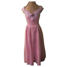 Lovely Lavender Prom Dress