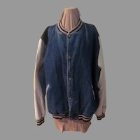 Ford Motor Company Snap Front Jacket