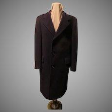 Kashlon Cashmere Blend Over/top Coat