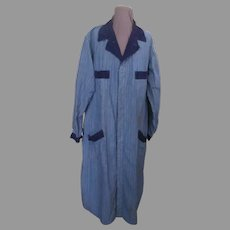 Topps Herringbone Canvas Service/Lab Coat