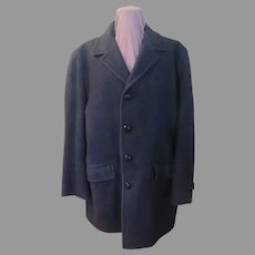 Stratojac Men's Wool Jacket/coat