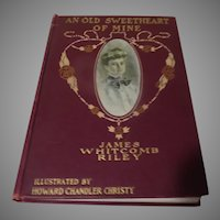 An Old Sweetheart of Mine by James Whitmore Riley  DRD