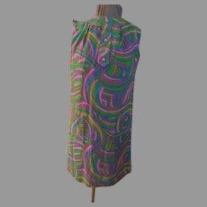 Swirls of Color Shift Dress