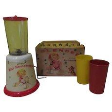 Little Miss Housekeeper Blender in box - b281