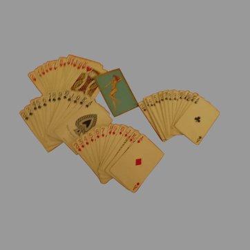 Arrco Girlie Nudie A. Varoa Playing Cards - b283