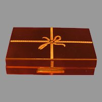 Elgin American Wrapped With a Bow Cigarette Case - 02