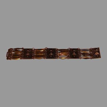Slinky Link Bracelet - 02 - Free shipping