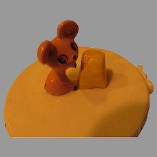 Holt Howard Stinky Cheese Lid - b284