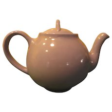 Sky Blue Lipton's Tea Pot - b285