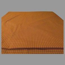 Lovely Lavender Gingham Check Fabric - b284