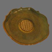 Lancaster Glass Landrum Yellow Low Bowl - g
