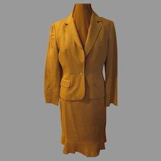Single Button 70's Suit