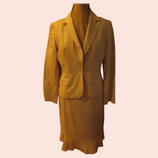 Single Button 70's Suit