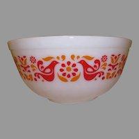 Pyrex Friendship Bowl - g