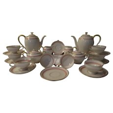 US Zone Tea Service for 4 - g