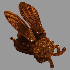 Fly in the Ointment Articulated Wings Pin - Free Shipping