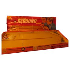 Ideal Two Cushion Rebound Game
