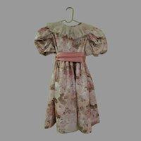 Sylvia Whyte Little Girls Polished Cotton Dress