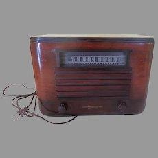 General Electric 1940's AM Radio Model LLP-609 - b