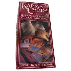 Karma cards A New Age Guide to your Future - b293