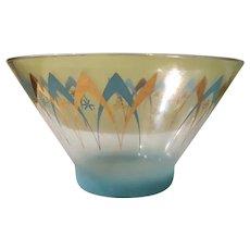 Mid- Century Blendo Atomic Chip Bowl - g